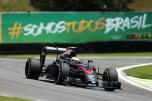 Jenson Button, McLaren Honda, MP4-30