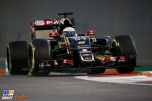 Romain Grosjean, Lotus F1 Team, E23 Hybrid