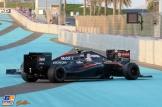 Fernando Alonso (McLaren Honda, MP4-30) and Pastor Maldonado (Lotus F1 Team, E23 Hybrid)