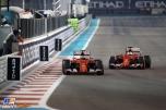 Kimi Räikkönen and Sebastian Vettel, Scuderia Ferrari, SF15-T