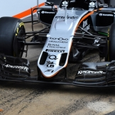 Force Inda F1 Team VJM09