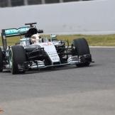 Mercedes AMG F1 Team F1 W07 Hybrid