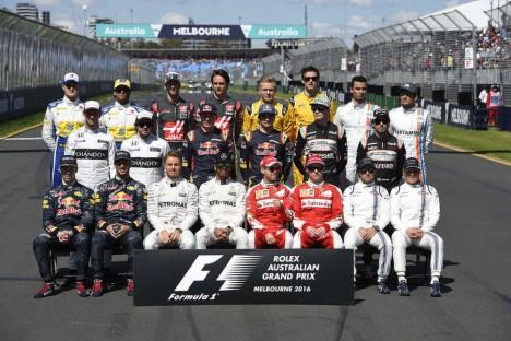 Statistics Australian Grand Prix of 2016