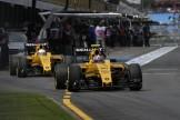 Jolyon Palmer and Kevin Magnussen, Renault F1 Team, RS16
