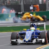 Marcus Ericsson, Sauber F1 Team, C35