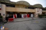 The Pits for Scuderia Ferrari