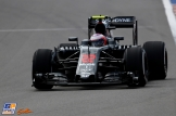 Jenson Button, McLaren Honda, MP4-31
