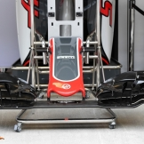 Front Wing and Body Work for the Haas F1 Team VF16