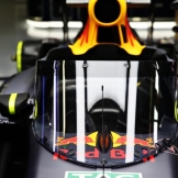 Canopy Solution for the Red Bull Racing RB12
