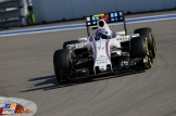 Valtteri Bottas, Williams F1 Team, FW38