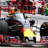Daniel Ricciardo, Red Bull Racing, RB12, Canopy
