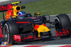 Max Verstappen, Red Bull Racing, RB12