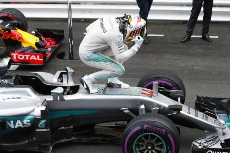 Statistics Monaco Grand Prix of 2016