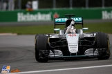 Lewis Hamilton (Mercedes AMG F1 Team, F1 W07 Hybrid) celebrating his Race Win