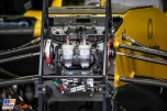 The Front Wheel Suspension for the Renault F1 Team RS16