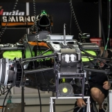 The Front Wheel Suspension for the Force India F1 Team VJM09