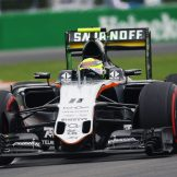 Sergio Pérez, Force India F1 Team, VJM09