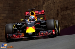 Daniel Ricciardo, Red Bull Racing, RB12