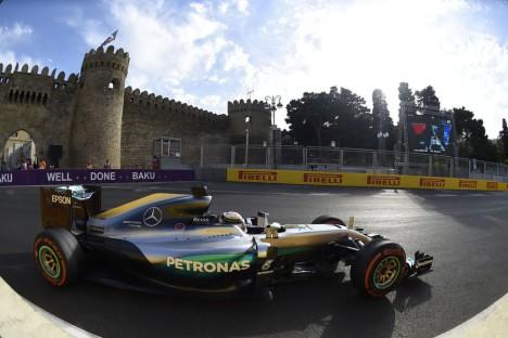 Statistics European Grand Prix of 2016