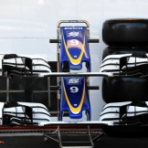 Front Wings for the Sauber F1 Team C35
