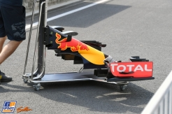 A Front Wing for the Red Bull Racing RB12