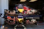 Front Wings for the Scuderia Toro Rosso STR11