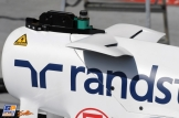 A Detail of the Wililams F1 Team FW38