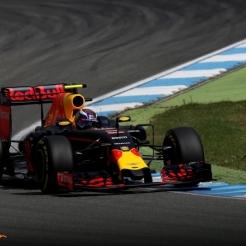 Max Verstappen, Red Bull Racing, RB12