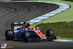 Ria Haryanto, Manor Racing Team, MRT05