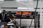 Detail of the Scuderia Toro Rosso STR11
