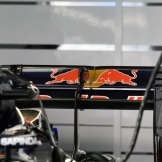 Detail of the Scuderia Toro Rosso STR11