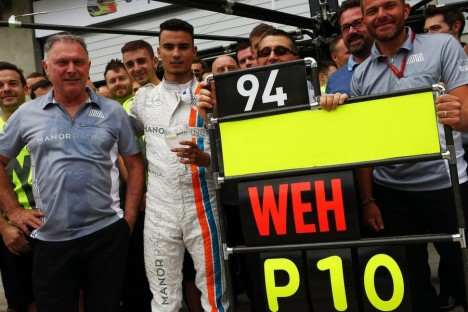 Statistics Austrian Grand Prix of 2016