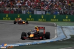 Max Verstappen and Daniel Ricciardo, Red Bull Racing, RB12