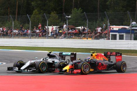 Standings German Grand Prix of 2016