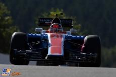 Esteban Ocon, Manor Racing Team, MRT05