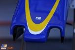 Detail of the Sauber F1 Team C35