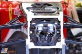 Detail of the Scuderia Ferrari SF16-H