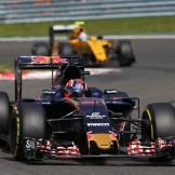 Danill Kvyat, Scuderia Toro Rosso, STR11
