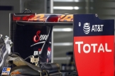Rear Wing for the Red Bull Racing RB11