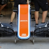 Front Wing for the Manor Racing Team MRT05