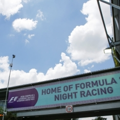 2016 Formula 1 Singapore Airlines Singapore Grand Prix; Home of Formula 1 Night Racing