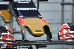 Front Wing for the Scuderia Toro Rosso STR11