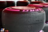 A Pirelli Tyre