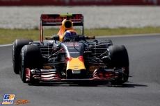 Max Verstappen, Red Bull Racing, RB11