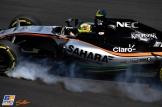 Sergio Pérez, Force India F1 Team, VJM09