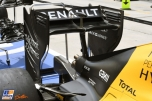 Back Wing for the Renault F1 Team RS16