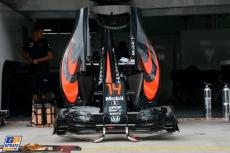 Body Work for the McLaren Honda MP4-31