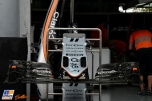 Front Wing for the Force India F1 Team VJM09