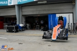 Front Wings for the Manor F1 Team MRT05