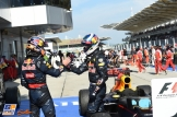 Daniel Riccardo and Max Verstappen, Red Bull Racing, RB12